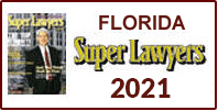 Certified - The Florida Bar - Civil Trial. Board certified civil trial lawyer since 1984.