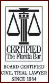 Florida Bar Cert.