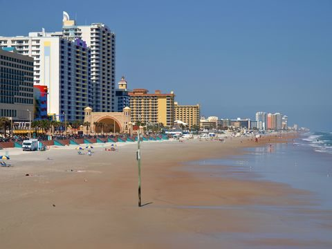 Daytona Beach Oceanside